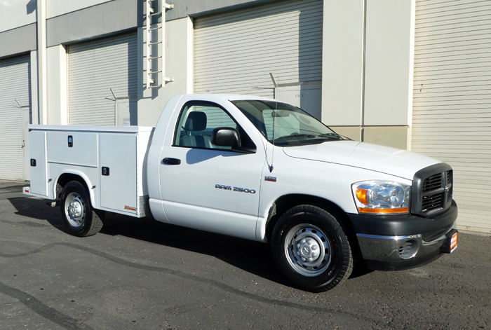 2006 Dodge Ram 2500 w/ New Utility & 53K #181692