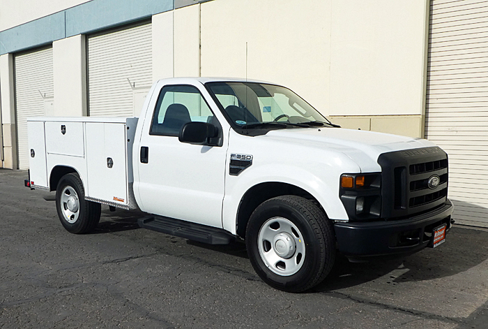 2008 Ford F-350 XL w/ Only 70K #C88996